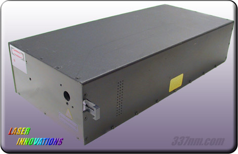 Spectra Physics VSL-337ND Nitrogen Laser    337nm.com    Laser Innovations